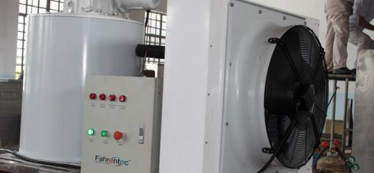 1.5Ton flake ice maker for commercial use